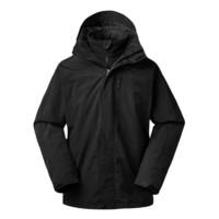 Marmot 土拨鼠 Alpen Component Jacket 男士冲锋衣 V45920-001 曜石黑
