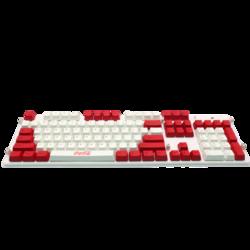 Ajazz 黑爵 机械键盘 热升华键帽 104+4键