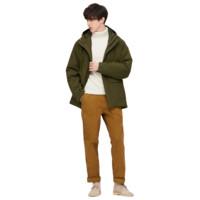 UNIQLO 优衣库 430350 男士纯棉直筒工装长裤