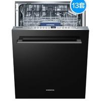SIEMENS 西门子 SJ636X02JC 13套 全嵌入式洗碗机 含门板