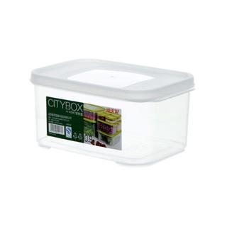 Citylong 禧天龙 H-4047 塑料保鲜盒 900ml  *10件