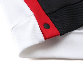 LI-NING 李宁 韦德系列 男童运动卫衣 YWDQ045-3 标准白