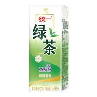88VIP:Uni-President 统一 嫩茶绿茶饮料 250ml*15盒