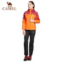 CAMEL 骆驼 K6W168540 女士户外冲锋登山裤