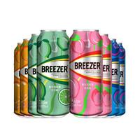 临期品: BACARD 百加得 冰锐 3°朗姆鸡尾酒 8罐 *3件