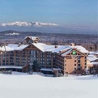 滑雪季!长白山万达智选假日酒店 标准大床房2晚 雪票、餐、接送机、玩乐权益全含