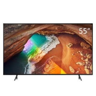 SAMSUNG 三星 QA55Q60RAJXXZ 4K液晶电视 55英寸
