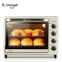 小编精选:Changdi 长帝 CRTF32W 家用烤箱