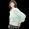 ONLY 女士V领毛衣长袖针织开衫12013B501