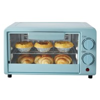 SADU 萨度 家用多功能 电烤箱 12L马卡龙蓝色