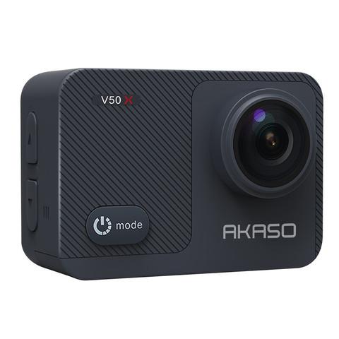 AKASO  V50X 运动相机 黑色