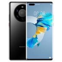 HUAWEI 华为 Mate 40 Pro+ 5G版智能手机 12GB+256GB 无线充套装 陶瓷黑