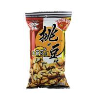 Want Want 旺旺 挑豆系列 海苔花生 45g*3包
