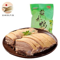 菱城 扬州特产桂花风味盐水鸭  1000g