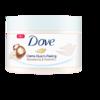 Dove 多芬 身体磨砂膏系列米浆和夏威夷果风味冰淇淋身体磨砂膏 225ml*4