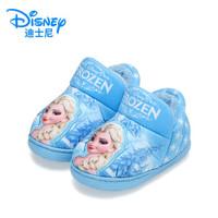 Disney 迪士尼 儿童室内棉拖鞋