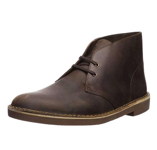Clarks 其乐 Bushacre 2  男士休闲短靴 蜂蜡棕  7 M US