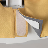 IKEA 宜家 IKEA00000882 高脚凳带垫儿童椅套 黄色