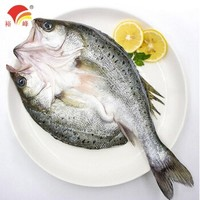 京东PLUS会员:YUFENG 裕峰 白蕉海鲈鱼 400g*3条