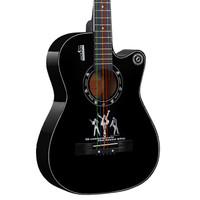 GIXE 歌西 吉他 38寸 G-15C 升级版金 *2件