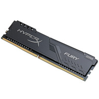 Kingston 金士顿 骇客神条 Fury雷电系列 DDR4 2400MHz 台式机内存 32GB(16GBx2)