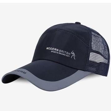 向朵 经典网状棒球帽