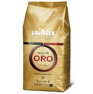 LAVAZZA 拉瓦萨 ORO 欧罗 金标咖啡豆 1kg