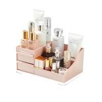 Cobbe 卡贝 多功能化妆盒 粉色 25.3*15.5*11.1cm