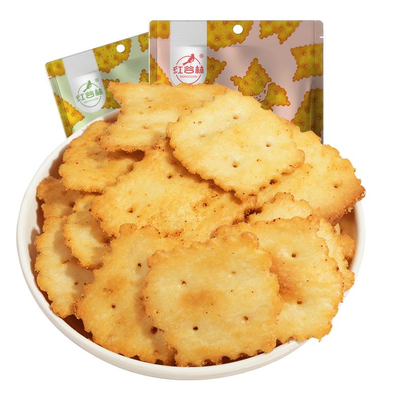 HONGGULIN 红谷林 空空脆薯饼 100g