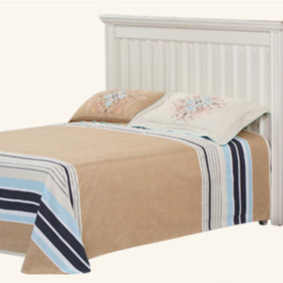 MERCURY 水星家纺 纯棉床上四件套 苏格兰曲 1.5m床