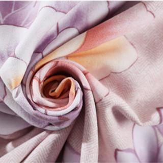 MERCURY 水星家纺 纯棉床上四件套 梦幻蔷薇 1.5m床