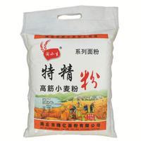 京东PLUS会员:高筋面粉 无添加小麦粉 1斤 *5件