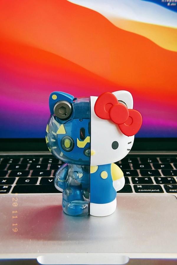 MECHA HELLOKITTY半机械凯蒂猫系列一代盲盒