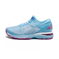 ASICS 亚瑟士 Gel-Kayano 25 女士跑鞋 1012A026 天蓝 37