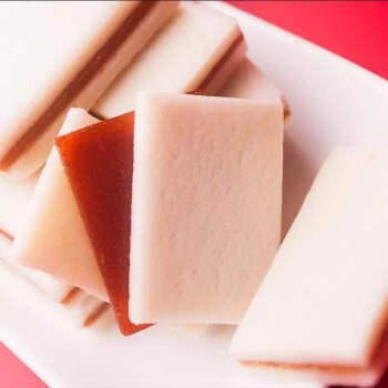 山楂奶酪汉堡牛奶酥块休闲牛奶棒酸奶疙瘩零食多规格可选 10块山楂奶酪