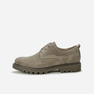 热风 H49M9303 男士休闲皮鞋