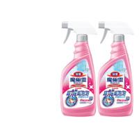 Kao 花王 浴室清洁剂 玫瑰清香 500ml 2瓶装