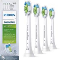 PHILIPS 飞利浦 Sonicare牙刷头系列 HX6064/12 电动牙刷替换刷头 4只装 白色
