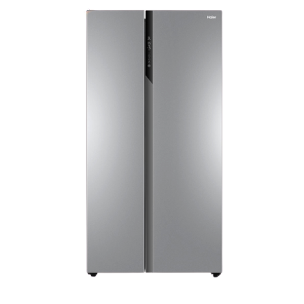 Haier 海尔 BCD-527WDPC 变频对开门冰箱 527L 月光银