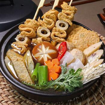 日式711关东煮汤料调料食材 1400G