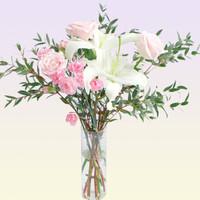 简值了 京东鲜花 设计款混合花束