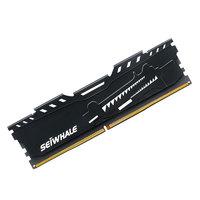 SEIWHALE 枭鲸 DDR4 2400 台式机内存条 电竞版 8GB