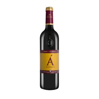 MARQUES DE LA CONCORDIA 康科帝亚西班牙 安达鲁斯干红葡萄酒 750ml *2件