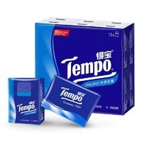 移动端:Tempo 得宝 经典无香手帕纸 4层*7片*12包