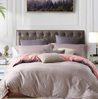 MERCURY 水星家纺 纯棉床上四件套 雅适 1.5m床