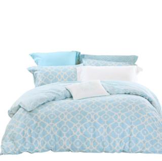 MERCURY 水星家纺 纯棉床上四件套 莱克斯 1.5m床