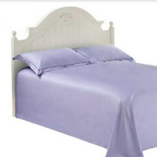MERCURY 水星家纺 全棉轻奢生活四件套 1.5m床 紫色