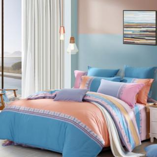 MERCURY 水星家纺 纯棉床上四件套 斯克诺 1.5m床