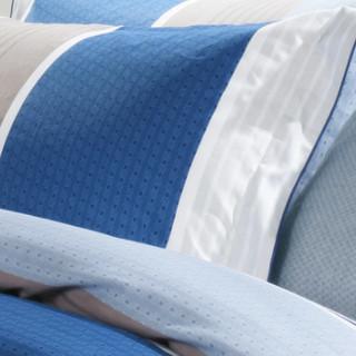 MERCURY 水星家纺 纯棉床上四件套 绅士的品格 1.5m床
