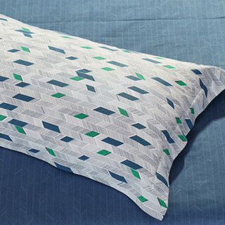 MERCURY 水星家纺 纯棉床上四件套 北欧星空  1.5m床